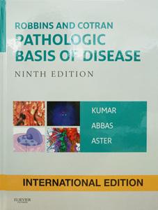 robbins and cotran pathologic basis of disease 9th edition pdf